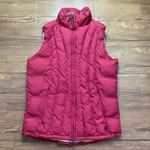 Woolrich Puffer Vest Size Small